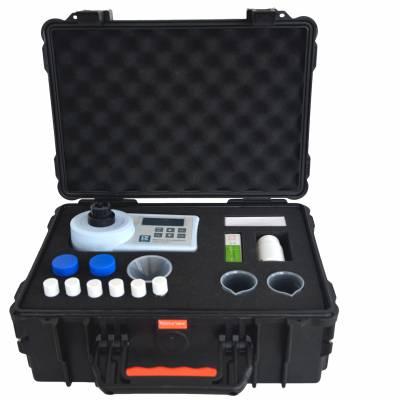 量子化工 水体三氮及总氮检测仪 LZ-N100