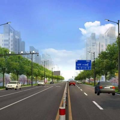 来宾市交通标志牌八角杆件生产厂家 广西3000x2000mm尺寸公路标志板江苏斯美尔光电科技有限公司