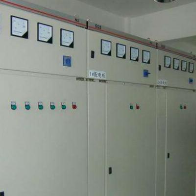 污水处理自动化PLC控制柜