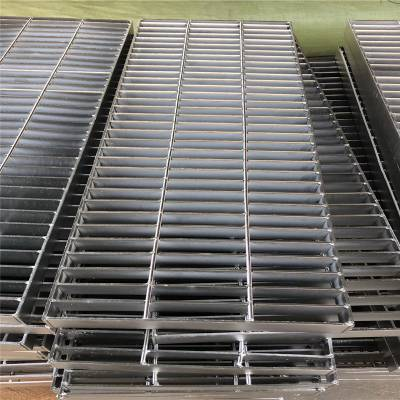 热镀锌平台格栅 地沟漏水格栅 网格栅厂家