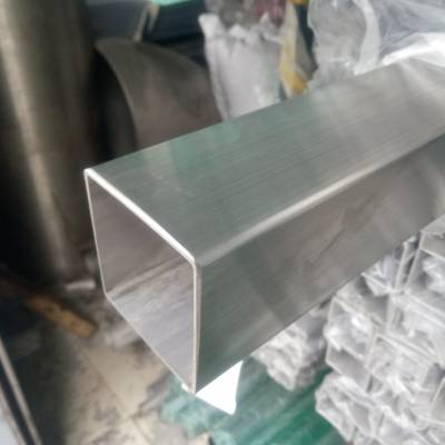 90x130x3.0不锈钢管连接方式西安市316不锈钢管挤奶机用管
