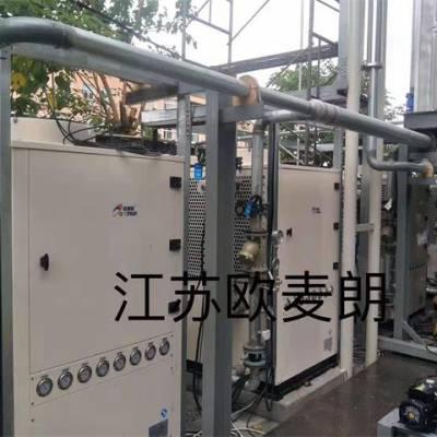 上海复叠高温热泵替代柴油锅炉项目