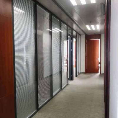 深圳南山玻璃隔断 免费上门测量/设计 包安装 厂家定制