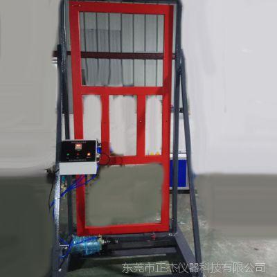 正杰仪器ZJ-613地弹簧疲劳试验机 闭门器耐久性测试机