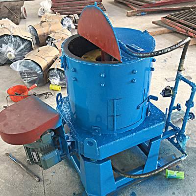旱地选矿离心机设备 尼尔森水套式离心机 黄金选矿离心机