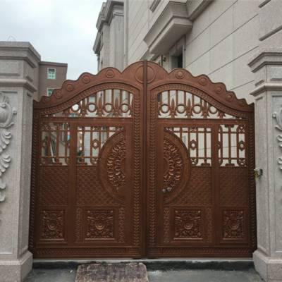 莆田铜窗-金匠盛世-纯铜窗护栏