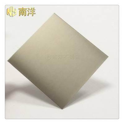 南洋供应201 304不锈钢门板 彩色不锈钢装饰材料