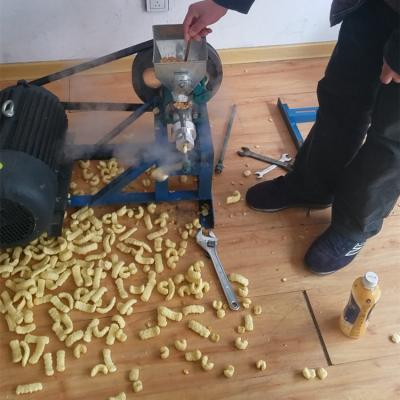 面包车食品膨化机/小型膨化机/昊铭供应/多功能玉米香酥果机