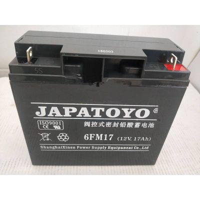东洋蓄电池6GFM80规格 TOYO蓄电池12V80AH应急电源
