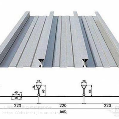 连云港组合楼板YXB65-220-660生产厂家-闭口楼承板