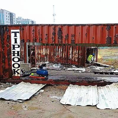 上海奉贤区废钢废铁废旧金属回收公司