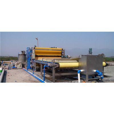 灵寿带式压滤机-带式压滤机厂家-鸿源机械厂(优质商家)