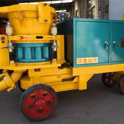 惠州市龙门县煤矿支护(优质服务 )岩峰湿喷机