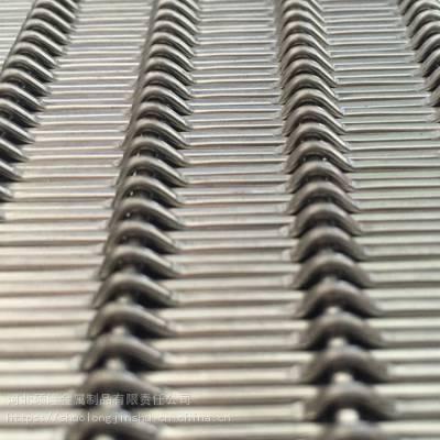 电梯轿厢墙面装饰网 装潢安全防护金属网