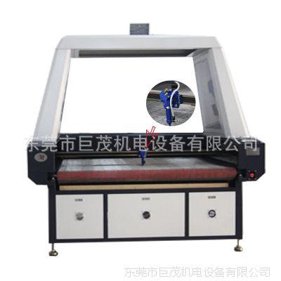 【服装印花】大幅面视觉定位激光切割机JM-1812T 可来样试切