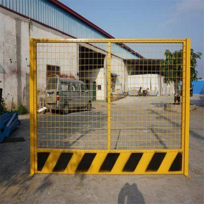 深圳工地施工护栏网 基坑护栏现货 工地浸塑围栏网