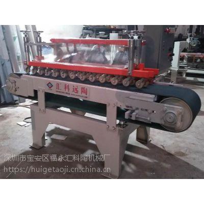 全自动油压倒角开槽机人造石切石倒角机 大板陶瓷切割机加工技巧