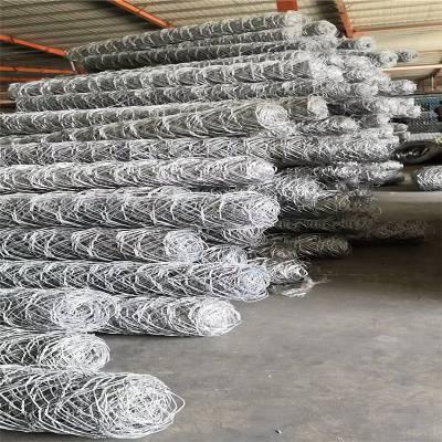 施工 合金水库用网 电焊石笼