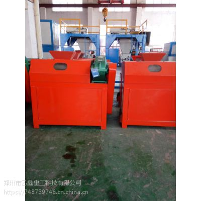 供应乙鑫牌ZLJ-22型对辊挤压造粒机复合肥设备