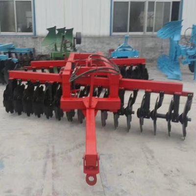 远丰牌1BZ-2.5重型圆盘耙 液压牵引重耙 高质量带行走轮重型圆盘耙