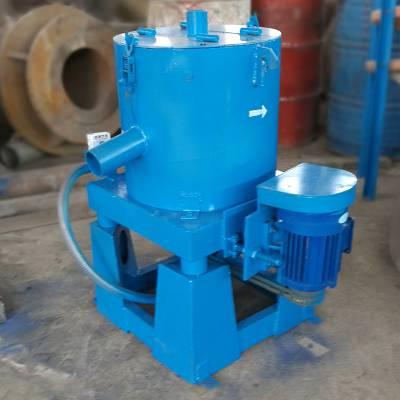 工厂现货尾矿选矿离心机 水套式离心机 污泥脱水设备 黄金精选机砂金提取设备
