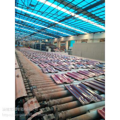 山东屋面瓦厂家、淄博陶瓷瓦厂家