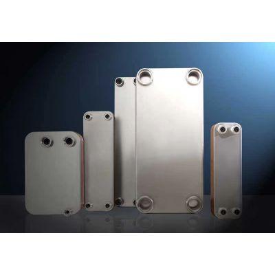上海蒸汽回收冷凝器 低温水冷却器 板式换热器厂家