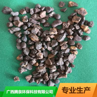 黑龙江批发广西锰砂滤料 水厂除锰技术 涉水卫生许可批件