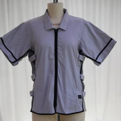 夏日奇翼科技空调衣夏季降温蓝牙控制温度空调衣