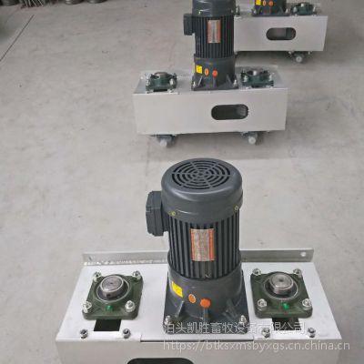 v型粪便分离导尿管刮粪机 304不锈钢全自动刮粪机 猪用清粪机