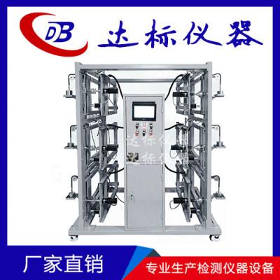 达标仪器 美标锁具耐用度测试机、锁具耐久测试机、疲劳试验机