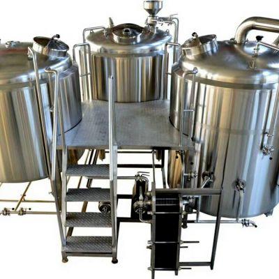 德国原装进口自酿啤酒设备-河北史密力维生产厂商