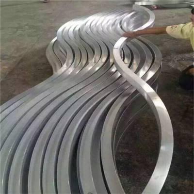 门面造形铝方通质量厂家