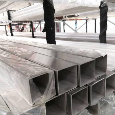 63.50*63.50*1.65不锈钢方管厂316l不锈钢方管除尘机械设备用管