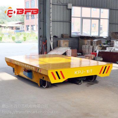 钢卷电动平车运输搬运设备电动平车 电动旋转平台结构示意图