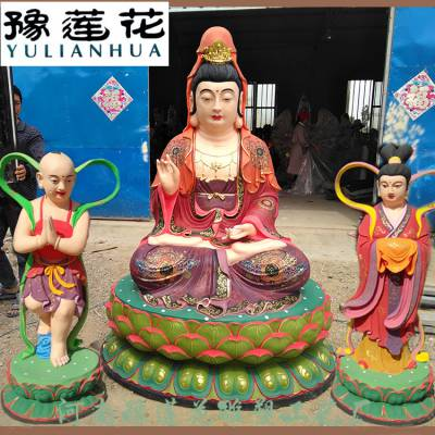 贵州观音菩萨佛像细节图集