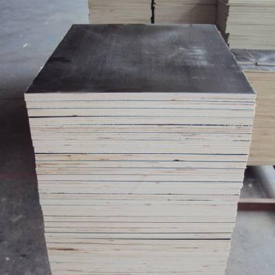 鑫富士 免熏蒸 建筑模板 黑膜/棕膜 覆膜胶合板 尺寸印花可定制