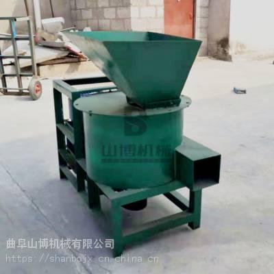 鸡鸭鹅鲜草饲料打浆机 家用单相电电动草浆机