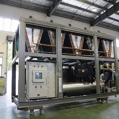 北京低温螺杆式冷冻机组 化工 制药 生物