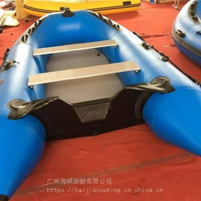 橡皮艇钓鱼船3米冲锋舟生产厂家