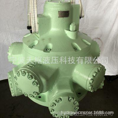 天枢TSB400替代川崎KPM STAFFA HMHDB400塑机船舶低速液压马达