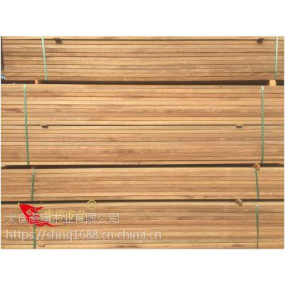 上海柳桉木价格厂家批发 户外柳桉木多少钱一方 柳桉木批发价格