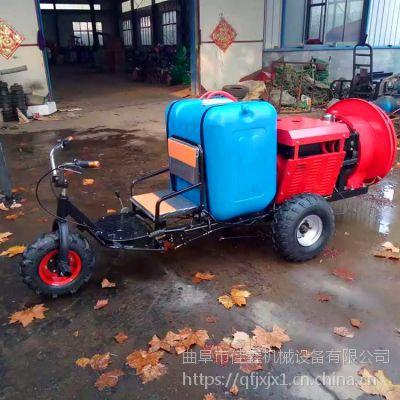 佳鑫 高压拉管式打药机 风送式大棚喷雾器价格