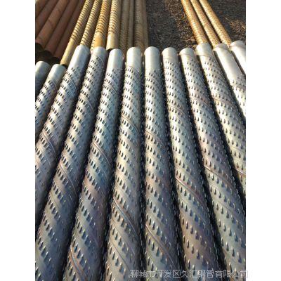 有没有生产426*3打井钢管的-D400桥式滤水管知名企业