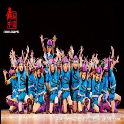 小荷风采团结就是力量蚂蚁舞蹈演出服幼儿园蚂蚁大虫子表演服
