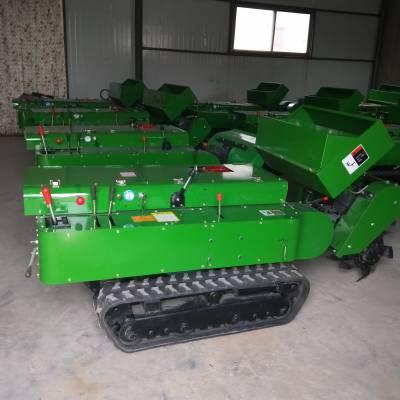 科宇35马力开沟机 多功能开沟施肥机 低矮果园绿植履带松土机