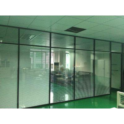 深圳办公室双层玻璃隔墙