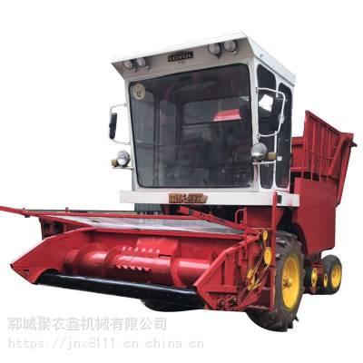 优质青储机采购厂家直销价格 小型稻草粉碎回收青储机 履带式