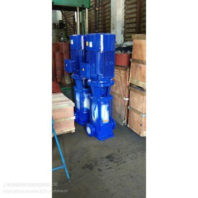 管道泵品牌ISG100-315立式管道泵参数/IS离心泵规格