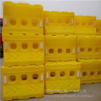 湖南株洲水马塑料防撞桶价格多少钱